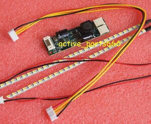 """395mm LED Backlight Strip Kit,Update 19/"""" 19 inch CCFL LCD Screen to LED Monitor"""