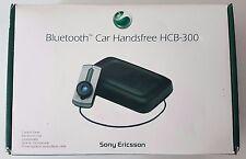 Sony Ericsson HCB-300 - Bluetooth manos libres Kit-Nuevo