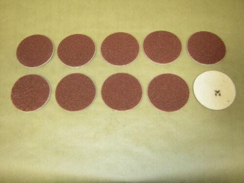 "4/"" Medium Surface Conditioning Discs-Scotch Bright 10 Norton 58267 Pack of"