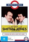 At Last Smith & Jones : Vol 1 (DVD, 2013, 2-Disc Set)