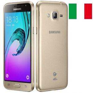 SAMSUNG-GALAXY-J3-2016-SM-J320-4G-LTE-GOLD-GARANZIA-24-MESI-ITALIA-NO-BRAND