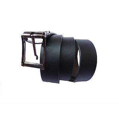 Genuine Leather Formal Reversible belt for Men - Black/Brown