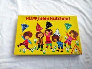 Initiative Hüpf Mein Hütchen Altes Gesellschaftsspiel Wurfspiel Von Piatnik Billigverkauf 50%