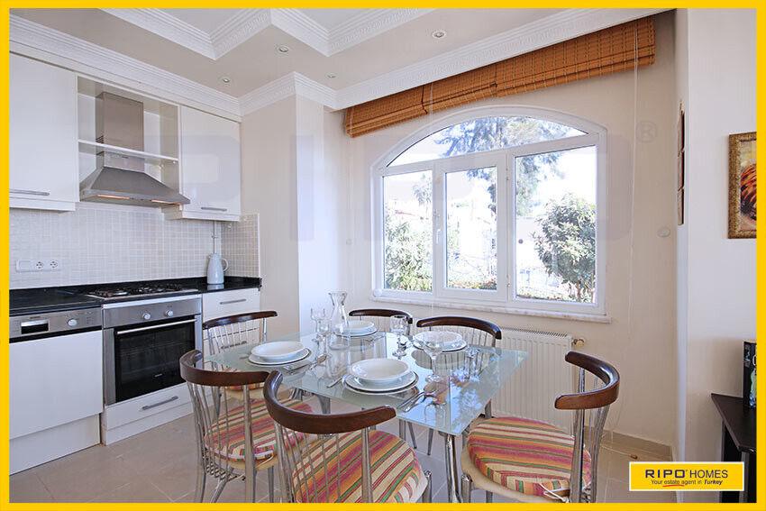 Alanya Demirtas - Flot lejlighed med en fantast...