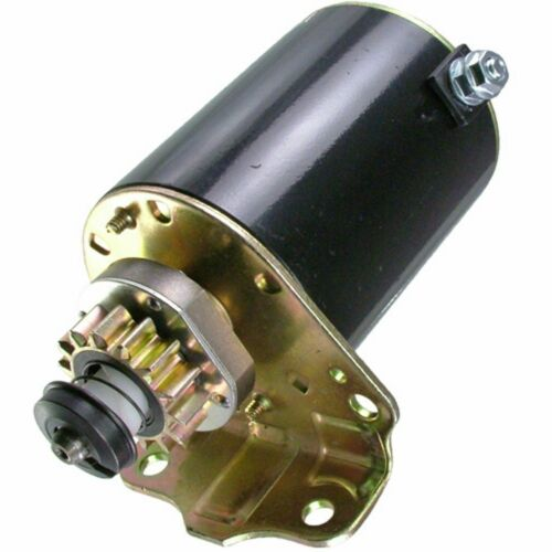 Briggs and Stratton Engine Starter Motor for 7 to 18HP Models Ride on Lawn Mower