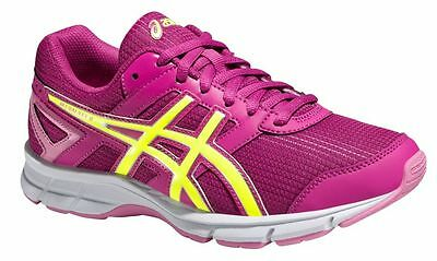 Asics Junior Gel-galaxy 8. Gs Girls Gel Scarpa Da Corsa. C520n-2107. Nuovo Stock.-mostra Il Titolo Originale