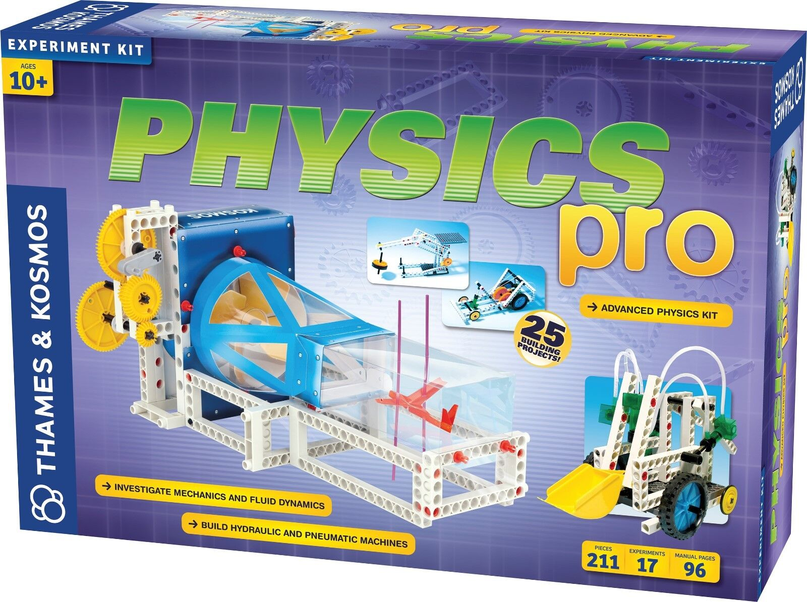 Thames and Kosmos Physics Pro (V2.0) Science Kit