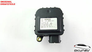 Audi-A6-4B-Stellmotor-Klimaanlage-Klima-4B1820511A