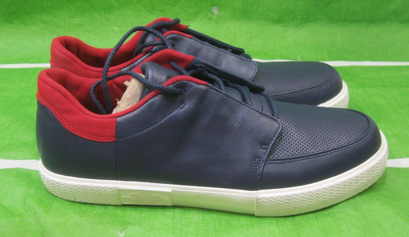 Jordan 428902 401 V.5 Grown Blue Red Mens Basketball Shoes Size 10-10.5