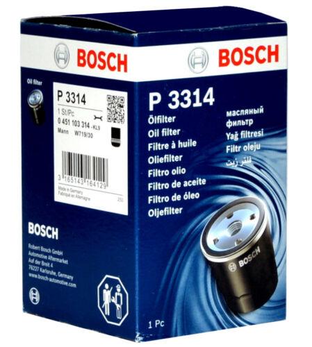 Bosch correa dentada frase Set VW AUDI SEAT SKODA Cabeza redondeada junta de reparación de
