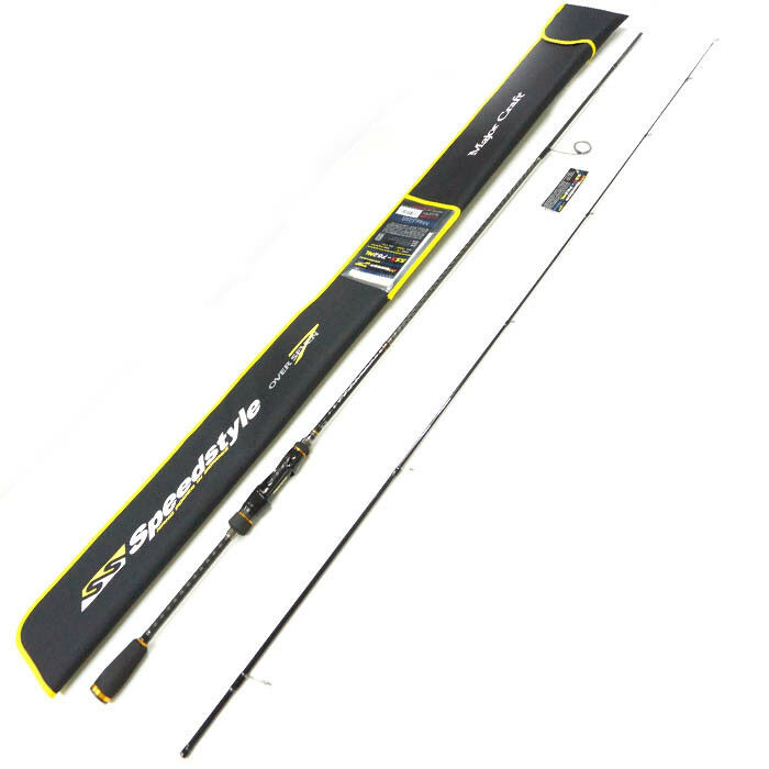 Major Craft  SPEEDSTYLE 2 piece rod  SSS-652L