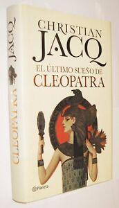 EL-ULTIMO-SUENO-DE-CLEOPATRA-CHRISTIAN-JACQ