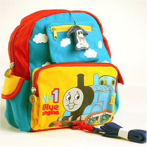Thomas Baby Toddler Kid Boy Nursery Safety Harness Backpack Strap ...