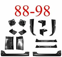 88 98 14pc Regular Cab Kit, X-rockers, Cab Corners, Floors, Chevy Silverado, Gmc