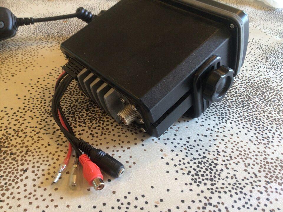 Fin ICOM IC-M421 VHF sælges, Virker med MMSI nu...