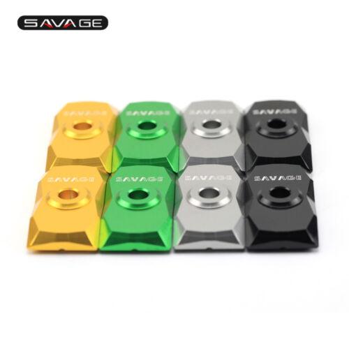 Chain Adjuster Swingarm End Cap For Kawasaki NINJA 250SL//300 Z250 Z300 VERSYS-X