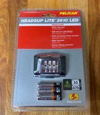 Peli 2690 Zone 0 LED Headlamp 74 Lumens 11 Hour Run Time