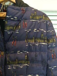 Boden Quilted Jacket Coat In Westminster Print Nwot 10 Us Size Ebay