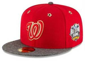 a70c031341d Official 2016 MLB All Star Game Washington Nationals New Era 59FIFTY ...