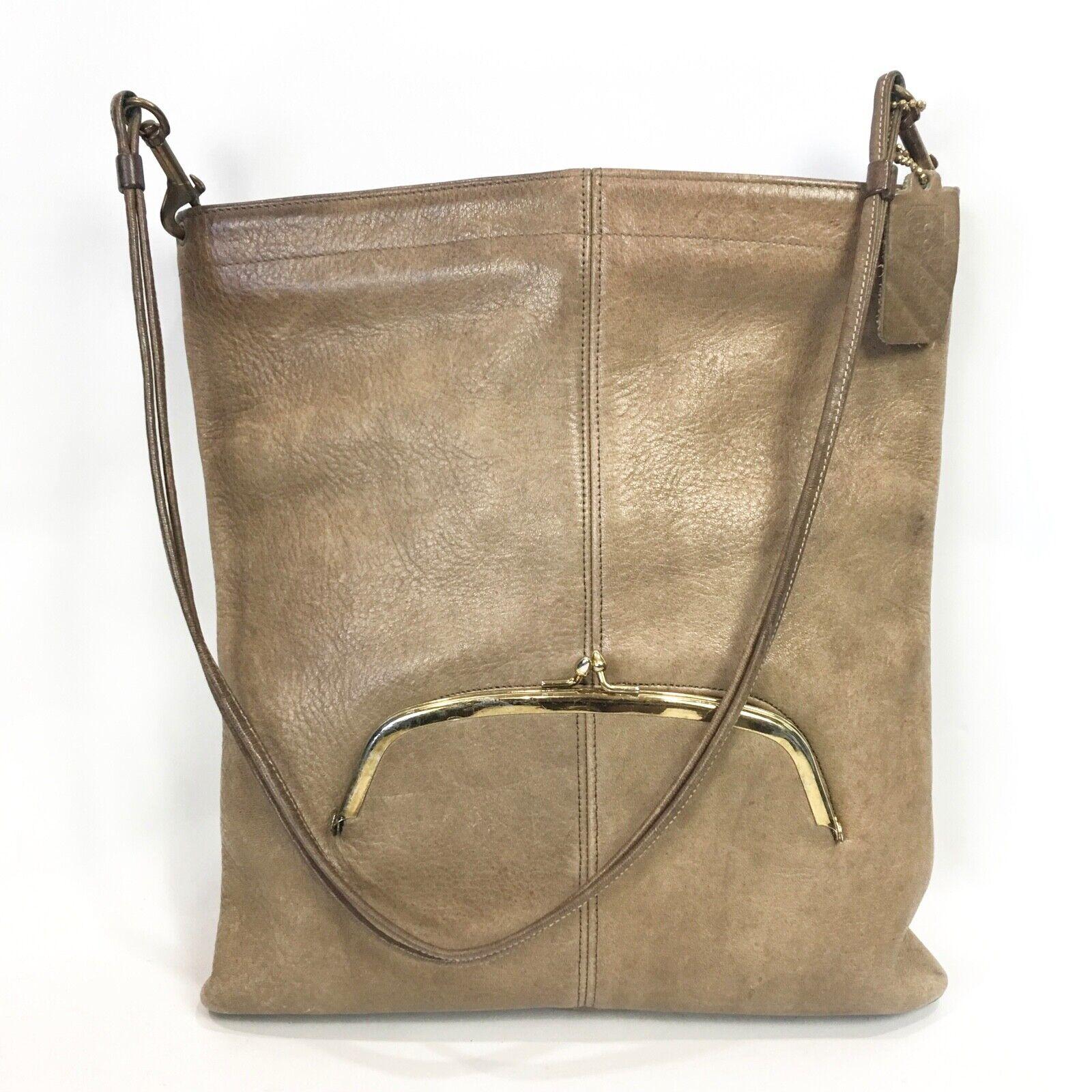 Vtg Coach 1960s Pre Creed Shoulder Bag Bonnie Cas… - image 2