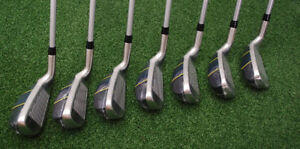 Image Is Loading Tour Edge Women Hot Launch 2 Ironwood Hybrid