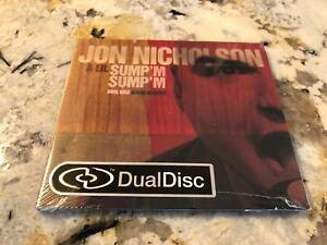 Rare Sealed New A Lil Sump'm Sump'm by Jon Nicholson (CD,) Dualdisc Dual Disc