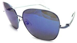 44814cec73bd Calvin Klein Sunglasses CK 1156S 243 Blue Frame 59x15x125 Mirrored ...