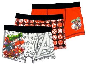 Spider-Man Two Pack Boxers Trunks Underwear Ex Store Item 6-7Y Up to 11-12Y