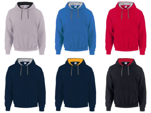 6 Colours The Strokes  Hoodie Twin Contrast Hoody