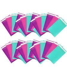 30pcs Beauticom Purple Pink Amp Teal 6x9 Self Seal Poly Bubble Mailer Envelopes