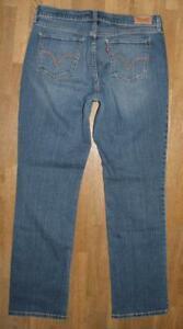 hueftige-LEVI-S-505-STRAIGHT-LEG-JEANS-Damen-LEVIS-in-blau-in-W30-034-L32-034