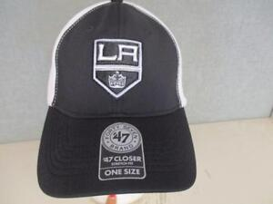 newest ce610 7809a Image is loading New-Los-Angeles-Kings-Mens-Size-OSFA-039-
