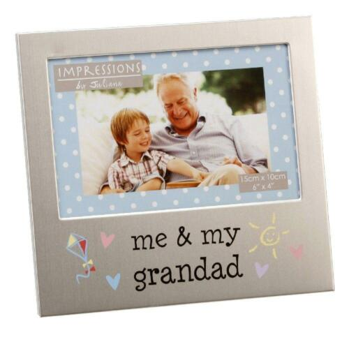 Photo Frame Mum Dad Auntie Grandma Grandad Sister Grandparents Godparents Gifts