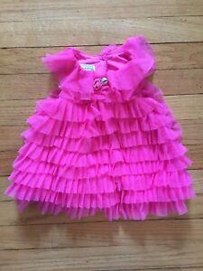 01975f5fa Pippa   Julie Infant Girls Sleeveless Dress Size 12 Months Bright ...