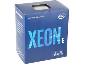 Intel-Xeon-E-2136-Coffee-Lake-3-3-GHz-LGA-1151-80W-BX80684E2136-Server-Processor
