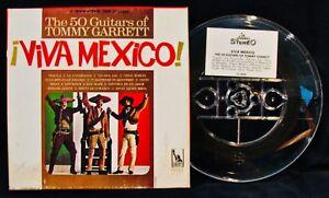 THE-50-GUITARS-OF-TOMMY-GARRETT-VIVA-MEXICO-Reel-To-Reel-Tape-LIBERTY-LT-14036