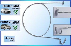Ford-S-MAX-FORD-GALAXY-Cable-de-freno-de-mano-Liberacion-le-frein-a-main-ponle-A-Mano