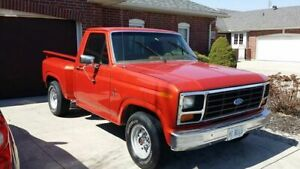 1982 F150 Customized Flare side for sale