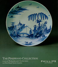THE PINEWOOD COLLECTION OF EARLY BLUE & WHITE PORCELAIN AUCTION CATALOGUE