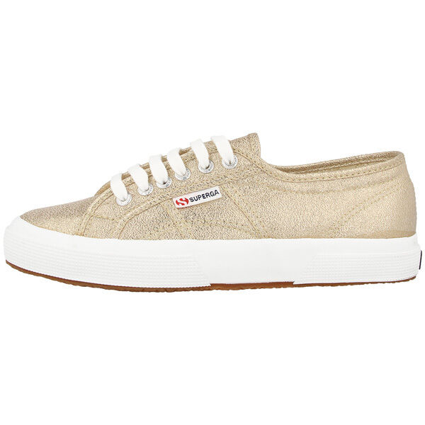 SUPERGA 2750 LAMEW WOMEN SCHUHE gold S001820-174 S001820-174 S001820-174 FREIZEIT FASHION SNEAKER 56b589