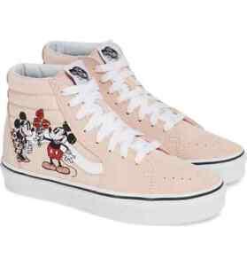 VANS Disney Minnie Mouse Skate High