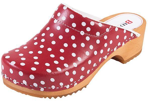 Wooden clogs     Multi color color  F3 Swedish style.     US shoes Size (Women's)