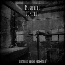 MOSQUITO CONTROL - Destroyed Beyond Redemption CD Burning Witch Khanate