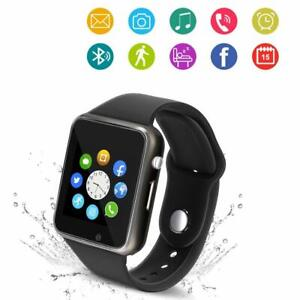 Details about G Waterproof Bluetooth Smart Watch Phone Mate For iphone IOS Android Samsung LG