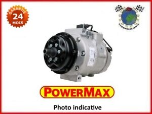 Details About Air Conditioning Compressor Clim Xxkmpwm Powermax Ford Transit Connect Diesel 20 Show Original Title