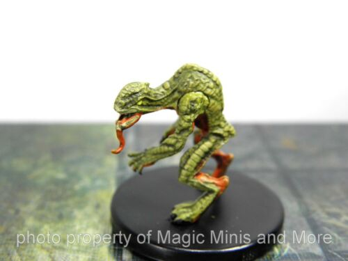 b of Annihilation YUANTI BROODGUARD #24 Icons of the Realms D&D miniature