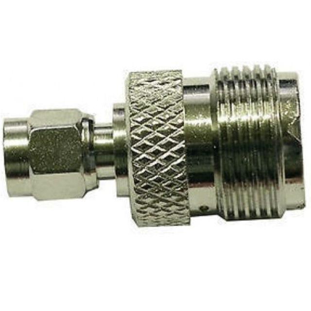 PL259 SO239 Female UHF  Socket To SMA Type Male Plug Adaptor Convertor