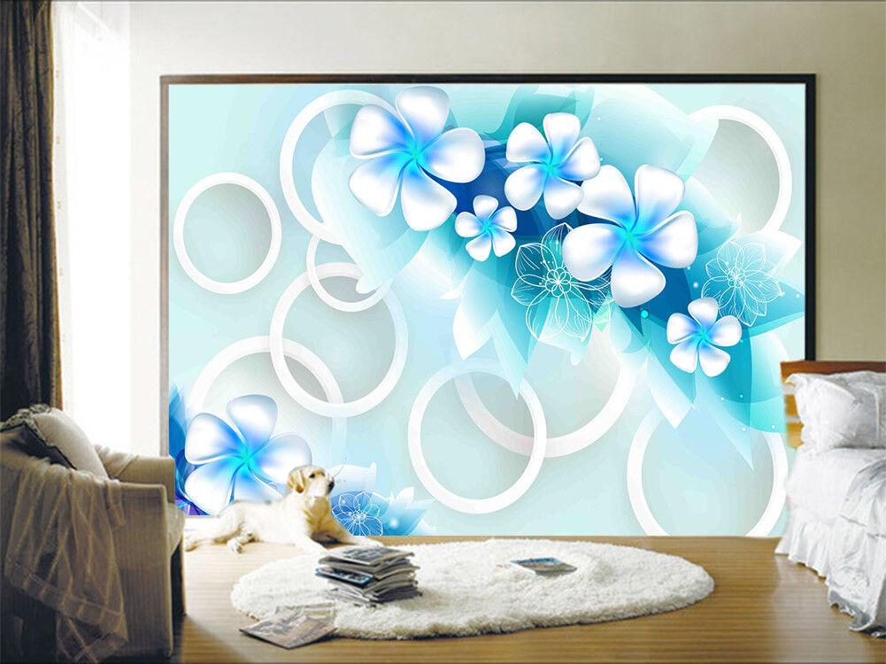 Blau Loyal Peach 3D Full Wall Mural Photo Wallpaper Printing Home Kids Decor