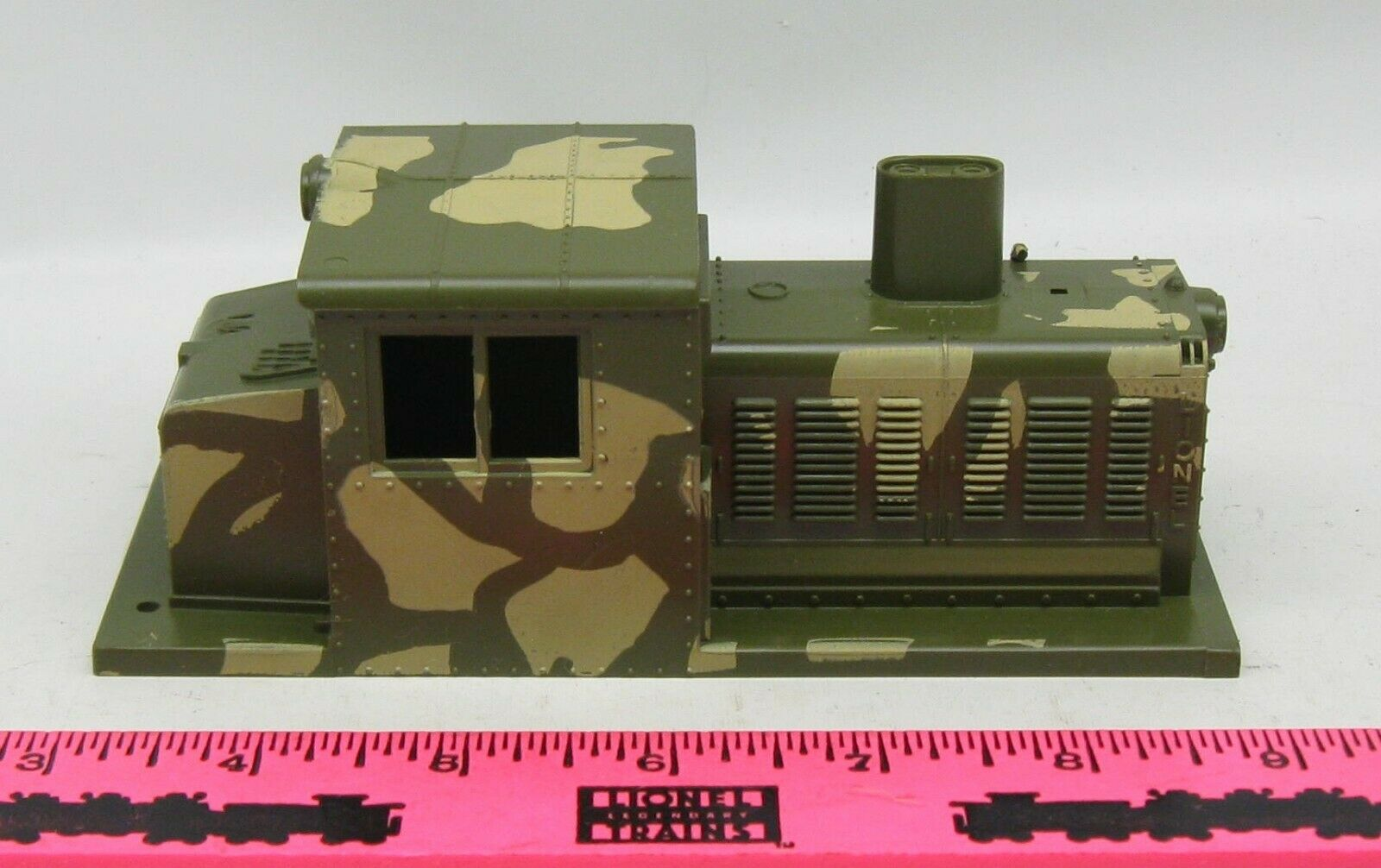 Lionel Shell  Camouflage Diesel Switcher shell