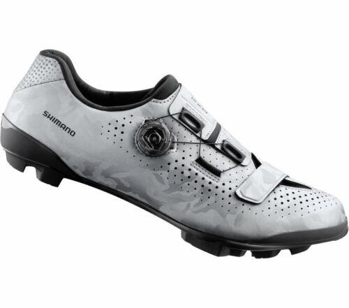 Shimano Fahrradschuhe Gravel SH-RX8S SPD-SL Klettverschluss Boa® Größe 38